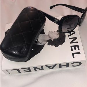 Authentic Chanel Sunglasses.